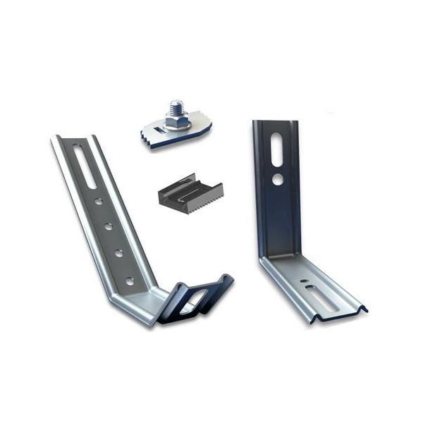 kit de fixation pour menuiserie frappe alu. Black Bedroom Furniture Sets. Home Design Ideas