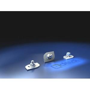 Clameau  menuiseries PVC et ALU (échantillon)
